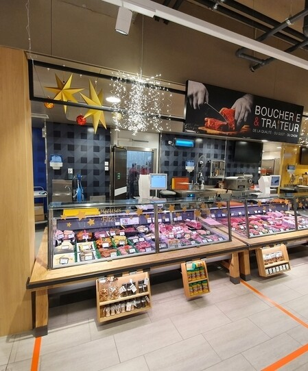 thumbnail: Supermarket Migros Vibert (Switzerland)